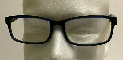 Calvin Klein Collection Ladies Brown Tortoise Shell with Blue Eyeglasses (Blue Tortoise Shell Glasses)