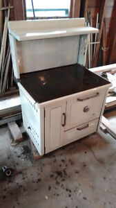 Antique cookstove - Guelph Stove Co.