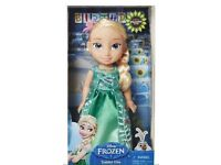 Frozen Elsa Doll (New)