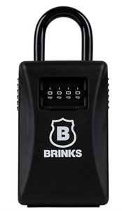 Brinks Home Security Resettable Lock Box - BNIB