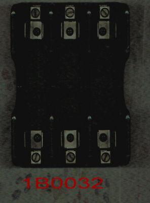 BUSS FUSE HOLDER  FUSE  BLOCK   1B0032 600V 30A 30a Fuse Block Holder