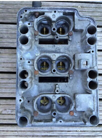 Mercury out board v6 carbs and reed block