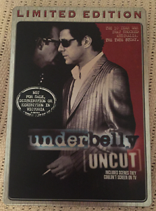 UnderBelly Uncut - Limited Edition - Tin Box Set Buderim Maroochydore Area Preview