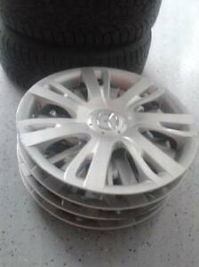 Mazda 2 - Four Hubcaps