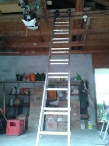16 foot extension ladder - $50 OBO