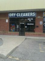Dry Cleaning & Alterations in Mississauga (Cawthra & Qew)