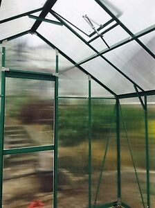 Brand New Aluminum Polycarbonate Greenhouses Downtown-West End Greater Vancouver Area image 8