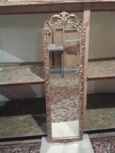 Ornately-framed mirror - $50 OBO