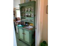pretty kitchen dresser