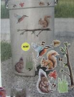 NEW outdoor art decals wildlife