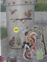 NEW outdoor art decals wildlife