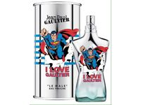 Jean-Paul gaultier le male EDT superman edition
