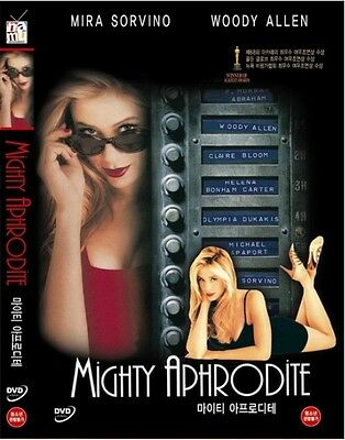Mighty Aphrodite (1995) DVD - Woody Allen (New & Sealed)