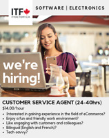 Customer Service Agent | E-Commerce (24-40hrs)