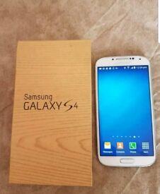 Samsung s4 Unlocked 16 GB