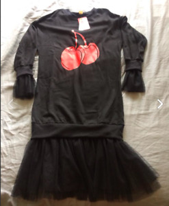 Girls Sweater tutu dress