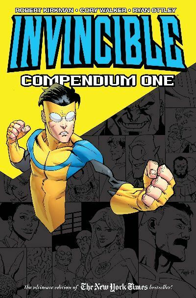 INVINCIBLE COMPENDIUM TP (IMAGE COMICS) VOL 1 TPB VOLUME 1