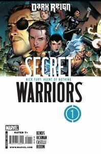 Complete SECRET WARRIORS Collection in NM