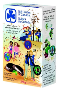 Looking for Mint girl guide cookies