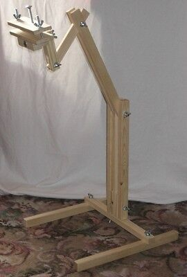 NEW ITA CROSS STITCH FLOOR STAND, also for  tapestry, needlework, embroidery