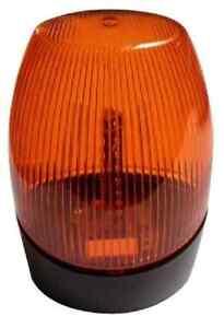 Gyrophare orange 12v