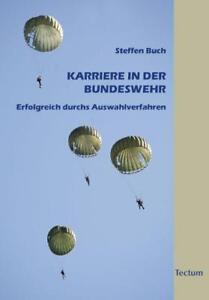 Fachbuch Karriere in der Bundeswehr