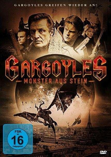 GARGOYLES - MONSTER AUS STEIN GREIFEN WIEDER AN Joe Penny DVD Neu
