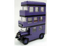 Lego Night Bus