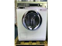 White Miele 8kg washing machine