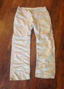 Beige Hiking Pants