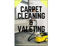 CC&V Carpet cleaning & car valeting