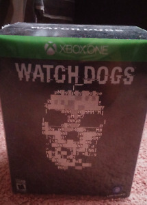 Watch Dogs (Xbox One) [Limited - Collectors Edition]