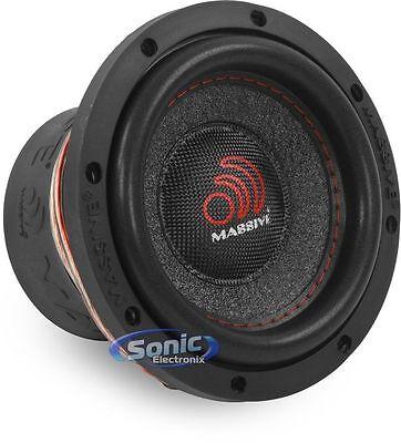 New Massive Audio SUMMO 64 300W 6.5
