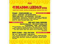 READING FESTIVAL SUNDAY DAY TICKET
