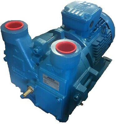 Arco 5hp Mct 40-110 Monoblock Liquid Ring Vacuum Pump