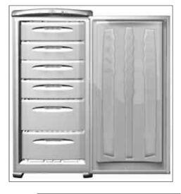 Hotpoint upright large freezer