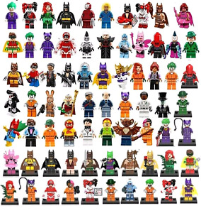 Building blocks mini figures! I'll find who you are looking for!