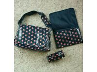 Cath kidston baby child changing bag like new