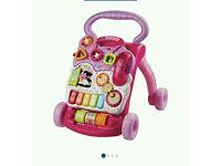 Vtech baby walker/activity
