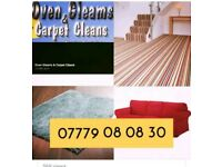 Oven Cleaning, Carpet Cleaning and Tenancy Cleaning