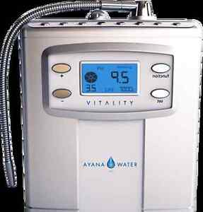 Ayana Vitality Water Filtration/Ionisation System brand-new