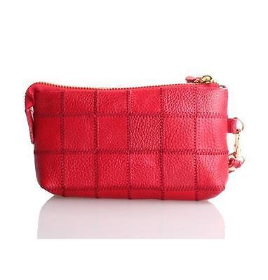 Red Italian (Red Italian Leather Wristlet / Wallet )