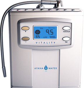 Water Ionizer and Filtration System