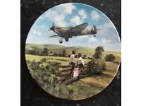 Airplane plates