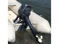 4hp Yamaha outboard boat engine