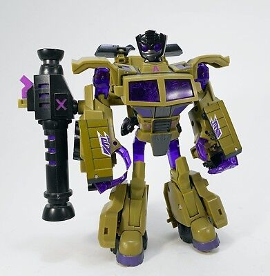 Transformers Animated Swindle Deluxe Missing Missile