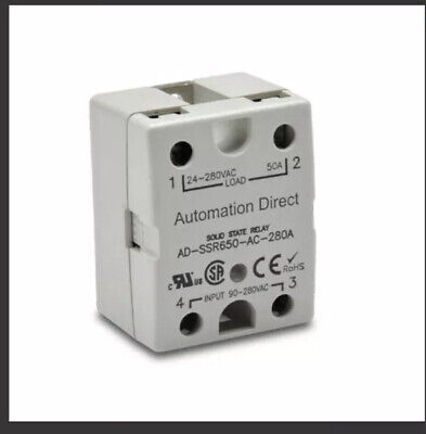 Automation Direct Ad-ssr650-ac-280a