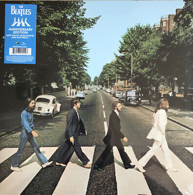 The Beatles - Abbey Road - 50th Anniversary 180 Gram Vinyl LP - New & Sealed