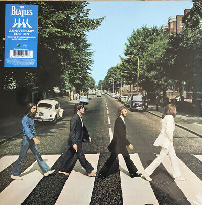 The Beatles - Abbey Road [Remastered] (LP Vinyl 180g) NEW/SEALED