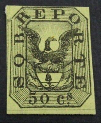 nystamps Colombia Stamp # J2 Mint OG H $55 Signed   L23y188